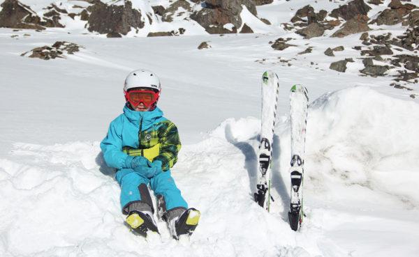 горнолыжный костюм для ребенка