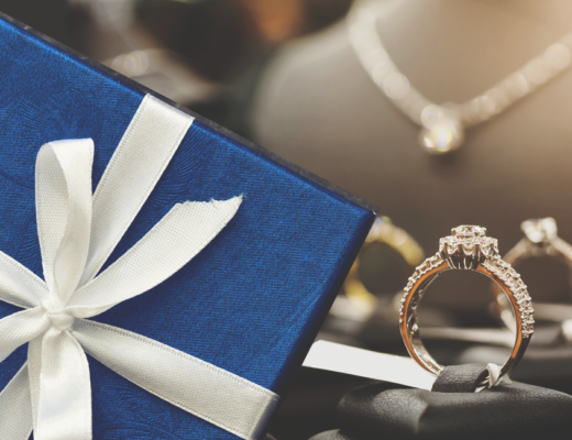 ювелирные украшения в подарок