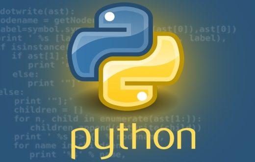 программирование питон