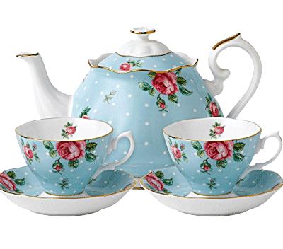 Виды чайных наборов