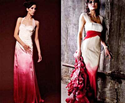Снится Цветное Свадебное Платье 29