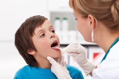 Детские заболевания полости рта