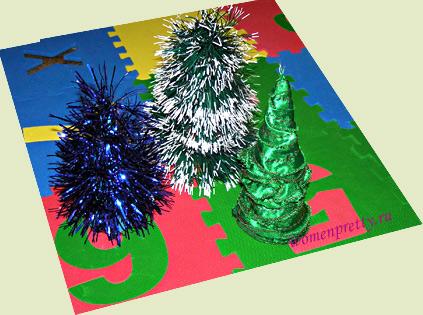 Поделки на новый год сувениры своими руками