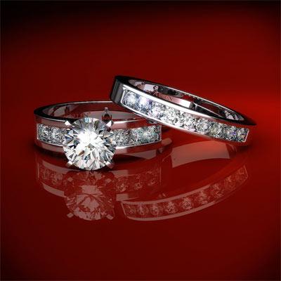 ювелирные кольца золото белое
