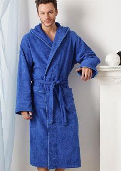 Мужской халат своими руками