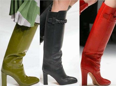Модная зимняя обувь 2 15 | Мода на Elle ru
