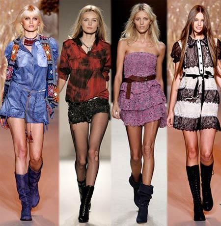 Самые модные сапоги осени-2019: собрали лучшие модели сезона