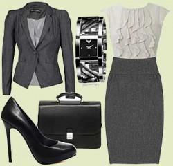 Аксессуары для делового стиля