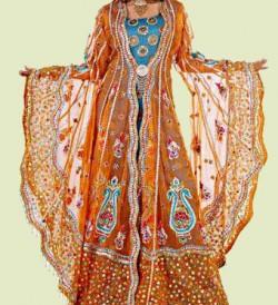 арабская вышивка