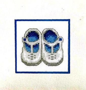 вышивка с башмачками