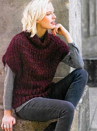 Базовый пуловер
