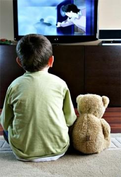 Влияние насилия в СМИ на детей