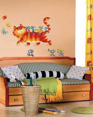 Наклейки декоретто для детской