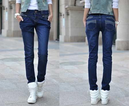 С чем носить джинсы в 2017 году?