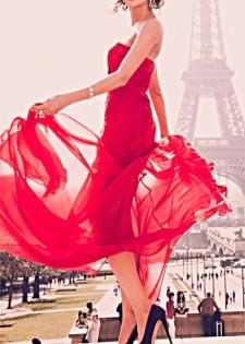 Долгожданная поездка в Париж