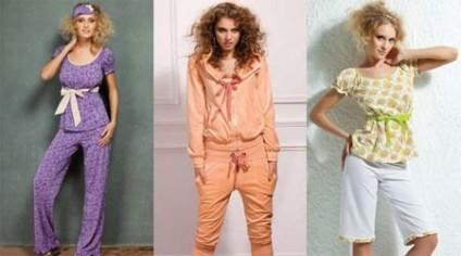 Какую одежду носить дома