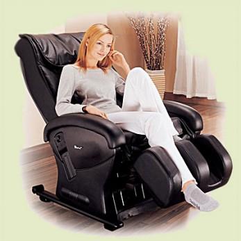 Польза масажного кресла