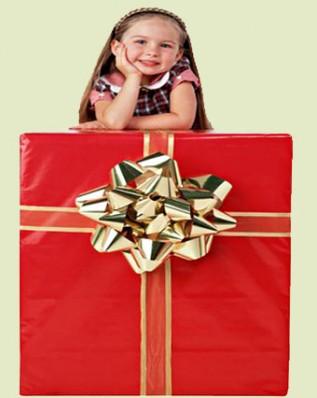 Полезные подарки детям