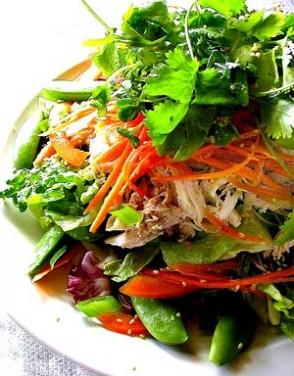 "Фреш ""Морковь-яблоко-огурец-салат"" – кулинарный рецепт"