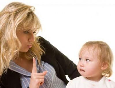 Правильное использование запретов при воспитании детей