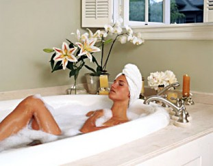 Эффекти после принятия ванны