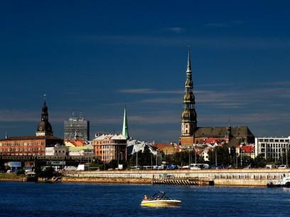 Латвия - поющая страна