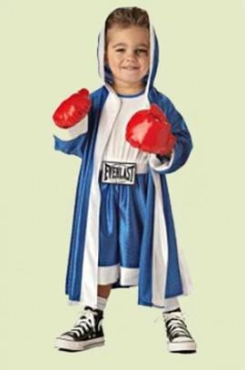 Ребенок на ринге