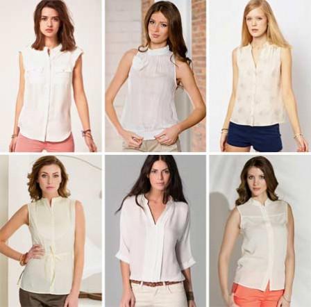 Как сшить блузку: основная выкройка