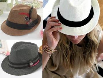 С чем носить шляпу тилби