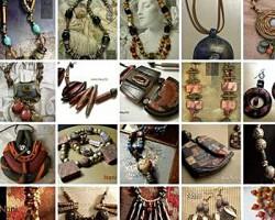 Плетеные украшения в этно-стиле
