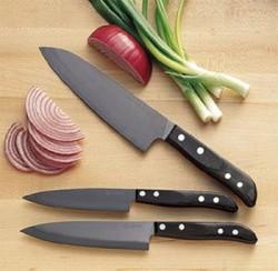 Как заточить столовый нож