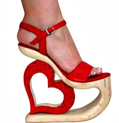Вот такие туфельки