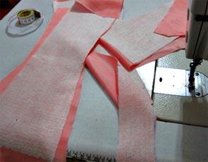 Построение выкройки по вязанию