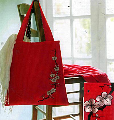 b1658c18a6a0 Вышитая сумка в восточном стиле   Все о вышивке